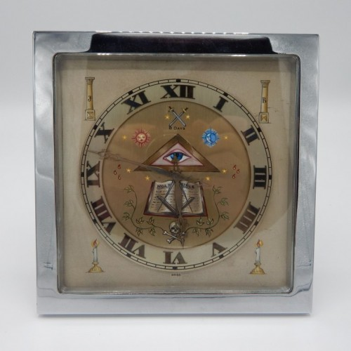 c.1920 art deco table clock
