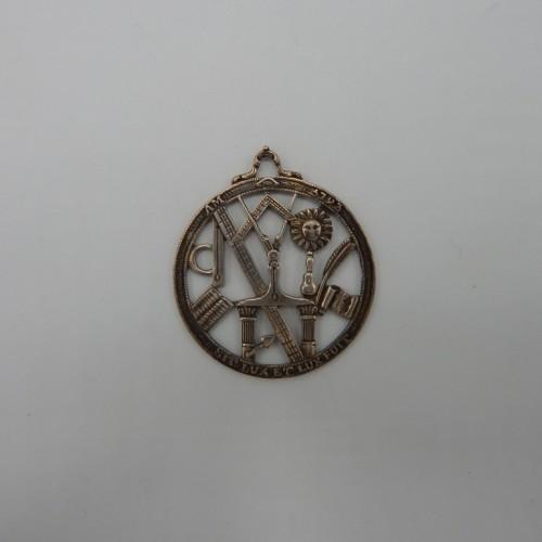1793 Zilveren juweel gedateerd 5793