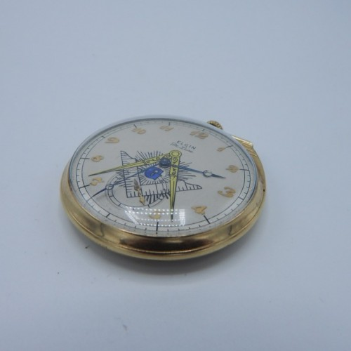 Elgin pocketwatch 1939