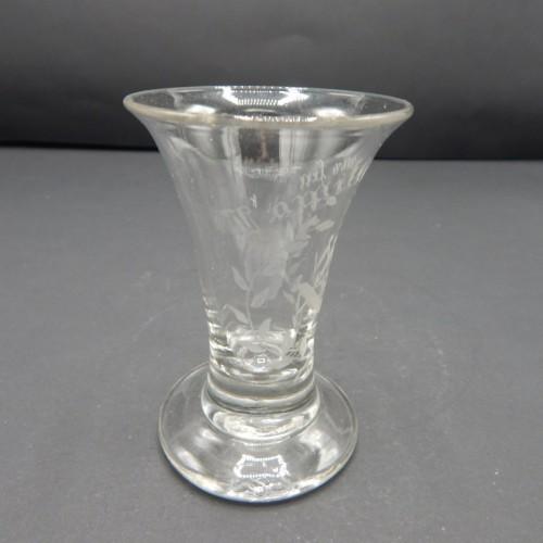c. 1760-80 glass L 'Amitie sans Fin nr 21