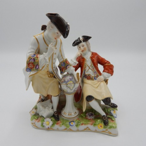 Freemason sculpture group made in the early 19th century