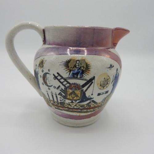c.1820 kleine waterkruik Sunderland