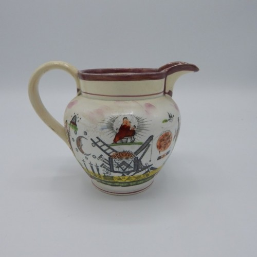 1796 kleine wijnkruik