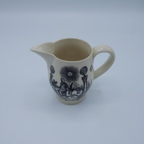 miniature wine jug England early 19th century