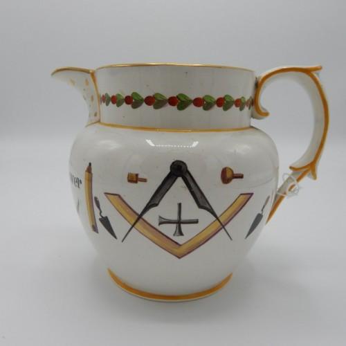 1829 English water jug