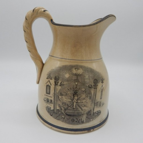 English Pitcher early 19th century