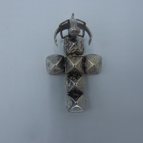 ball charm  8  zilver