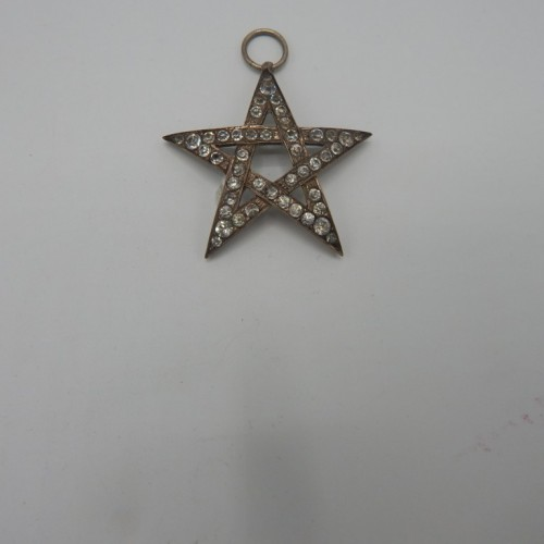 jewel excellent master silver c. 1880