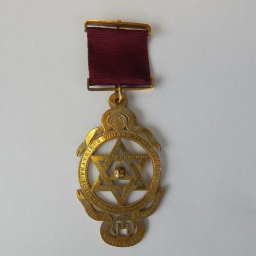 1831 groot Royal Arch juweel