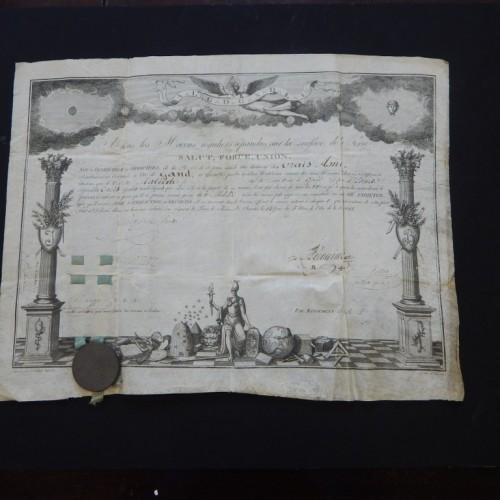 1812 Les Vrais Amis Gand Gent