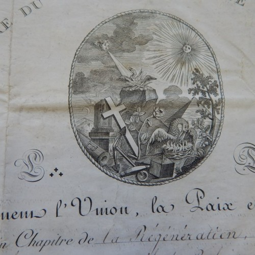 1838 Rite Francais Mechelen