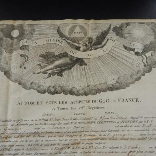 1810 St Jean du Desert Valenciennes