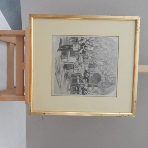 Installation des Prinzen von Wales als Grossmeister der englischen Freimaurer