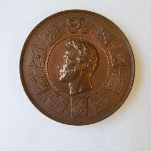 Prins Frederik 40 jaar grootmeester 1856