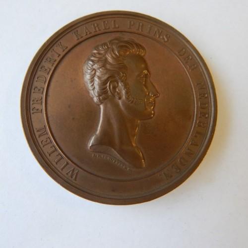 Prins Frederik 25 jaar grootmeester 1841