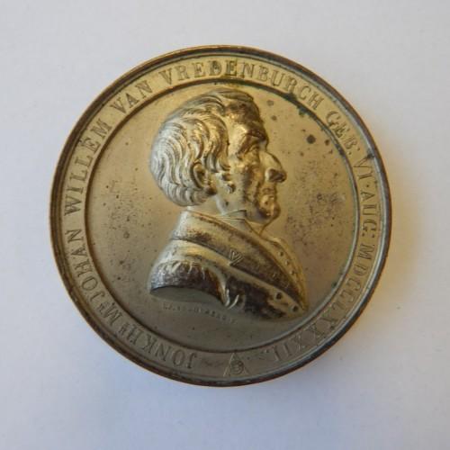 Van Vredenburch  1842 verzilverd