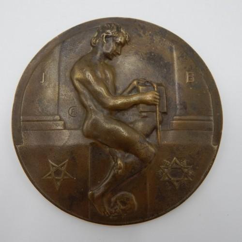 medaille Loge Friedrich Orient Hall sehr selten