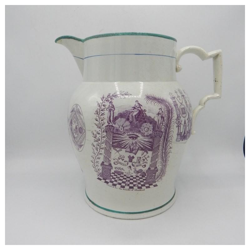 c. 1800 Goliath size jug.