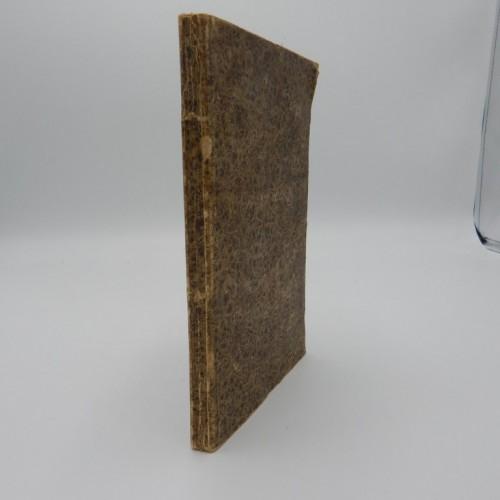 1820 rondschrijven en Rituaal van prins Frederik voor oprichting Afdeling van de meestergraad