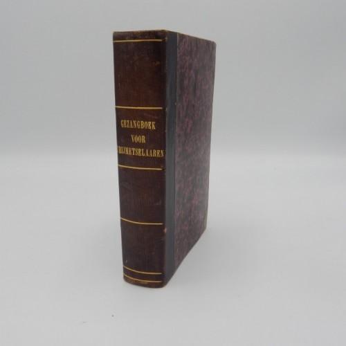 1806  gezangboek voor vrijmetselaren